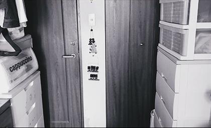 秘密結社箪笥の狭間